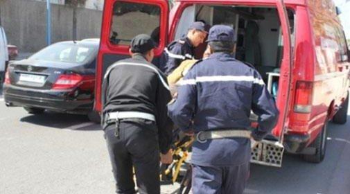 الطريق غادية وتقتل.. 29 قتيلا و1740 جريحا في حوادث السير في المناطق الحضرية