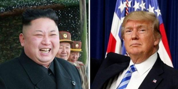 رئيس كوريا الشمالية قال على الرئيس الأمريكي باللي مصطّي.. سياسة المش والفار بين كيم جونغ وترامب