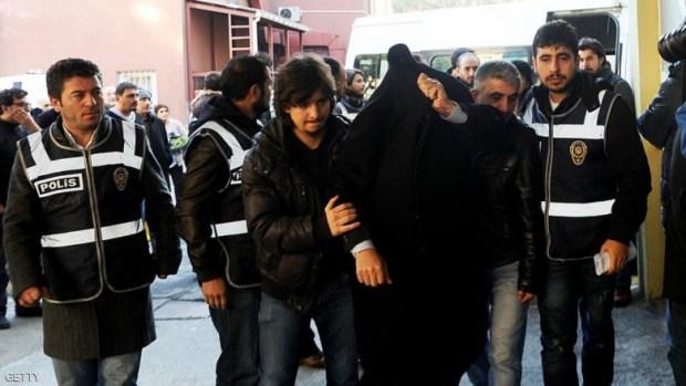 تركيا.. اعتقال 117 جنديا
