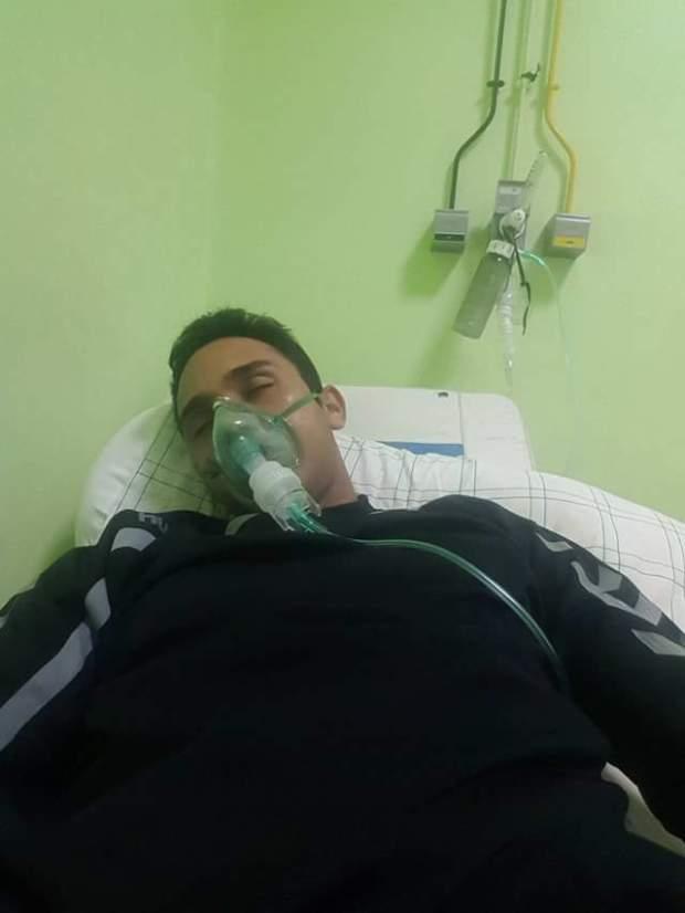 بالصور من تاوريرت.. غازات تخنق المواطنين