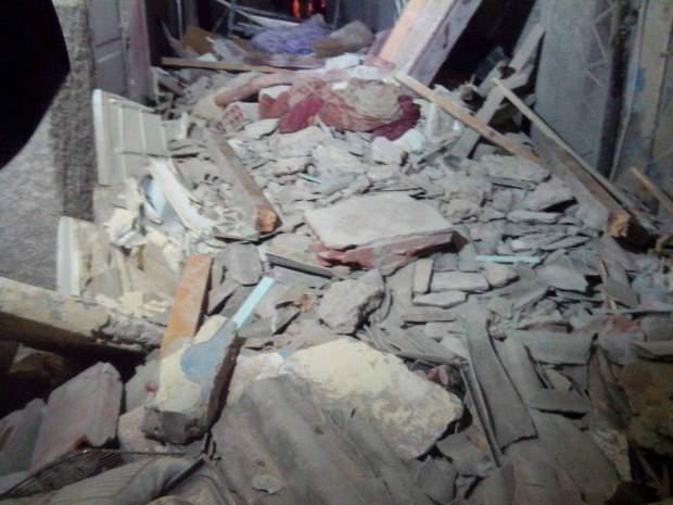 بالصور من المدينة القديمة/ كازا.. قتيل وجرحى في انهيار منزل
