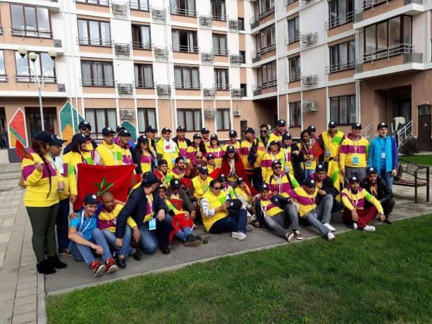 رئيس الوفد المغربي في مهرجان الشباب والطلبة في روسيا: أسمعنا صوت المغرب وتصدينا لاستفزازات أعداء الوحدة الترابية