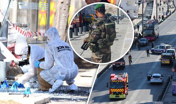 فرنسا.. اعتقال شخصين في قضية هجوم مارسيليا