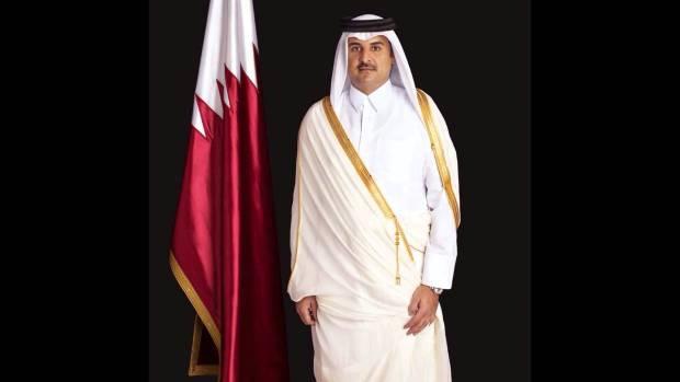 عبر عن استعداد بلاده للتسويات.. أمير قطر يدعو إلى عدم التصعيد