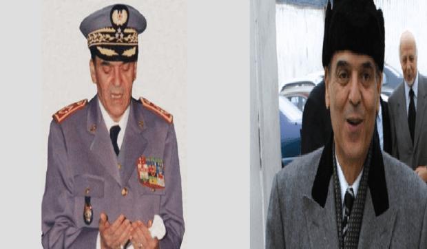 وفاة الجنرال دوكور دارمي عبد الحق القادري.. برقية تعزية من الملك