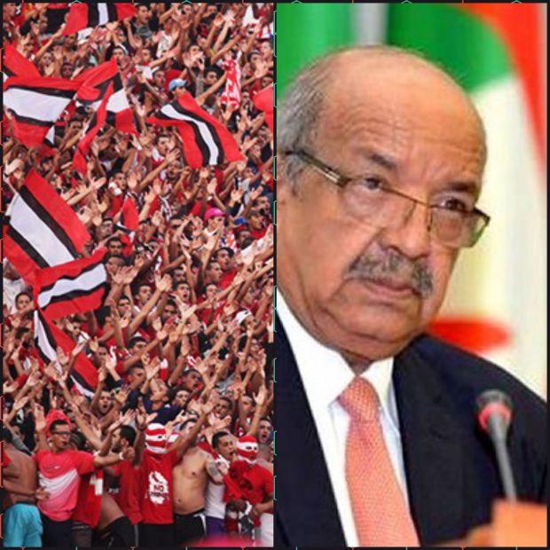 بعد فوز الوداد على اتحاد العاصمة الجزائري.. فايسبوكيين مقشبين على عبد القادر مساهل!!