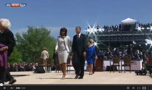 راتب أوباما.. 30 مليون سنتيم في الشهر (فيديو)