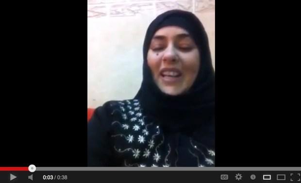 الكويتية التي سبت المغربيات: سأقتل بشار بواسطة الجن (فيديو)