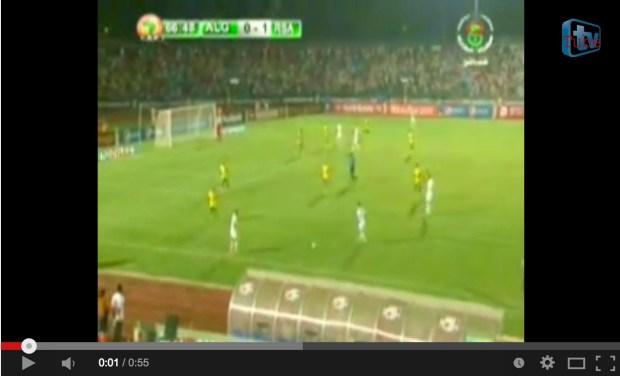 بالفيديو.. أهداف المنتخب الجزائري على جنوب إفريقيا