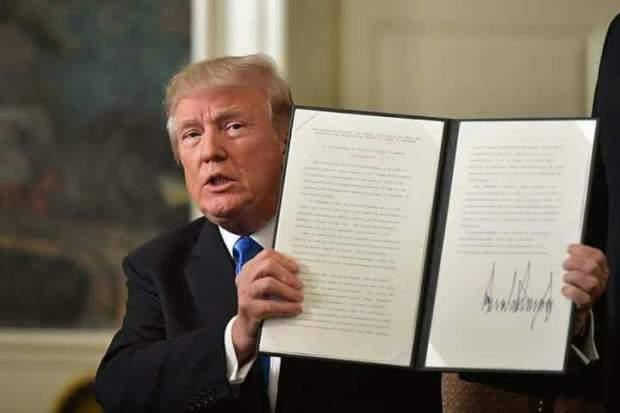 أرجأ تنفيذ قرار نقل سفارة أمريكا إلى القدس 6 أشهر لدواع أمنية.. ترامب تخلع؟