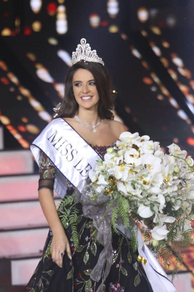 عندها الزين ولاطاي والدماغ.. بيرلا الحلو ملكة جمال لبنان لـ2017