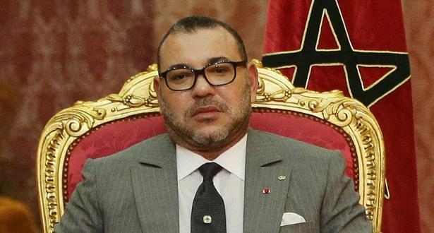 الإعصار المداري آفا.. الملك يعزي رئيس جمهورية مدغشقر