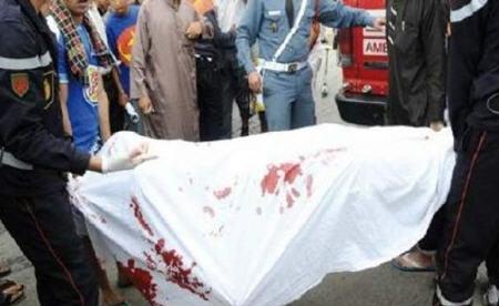 بركان.. جريمة قتل بسبب 700 درهم!!
