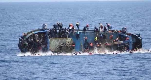 100 مفقود بعد غرق قاربين.. مأساة جديدة في شواطئ ليبيا