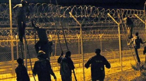 لتأمين السياج الشائك بين مليلية وبني انصار.. حزب إسباني يطالب بتعزيزات أمنية