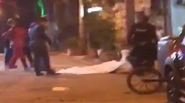الشراب وما يدير.. غينية لاحت راسها من البالكون فمراكش وصاحبها المغربي عند البوليس