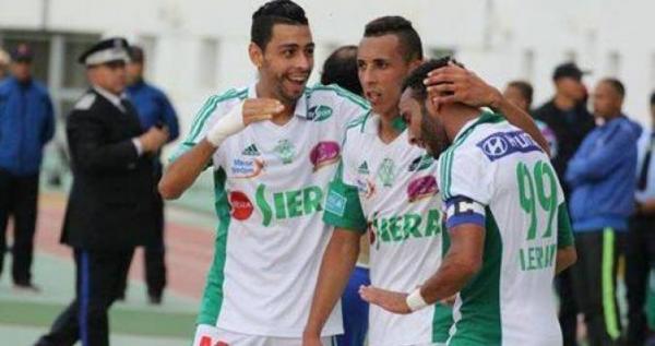 محاولات للخروج من الأزمة.. المغرب التطواني يوقع للعيوط والواصلي