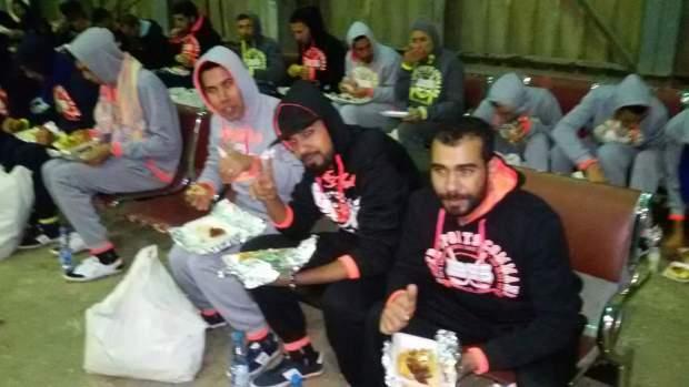 المجموعة الثالثة.. انطلاق ترحيل 338 مغربيا من العالقين في ليبيا (صور)