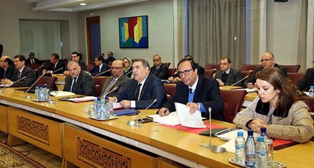 اجتماع موسع في وزارة الداخلية.. حالة طوارئ بسبب موجة البرد