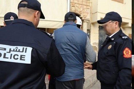 كلميم.. اعتقال نصاب يدعي أنه ضابط شرطة