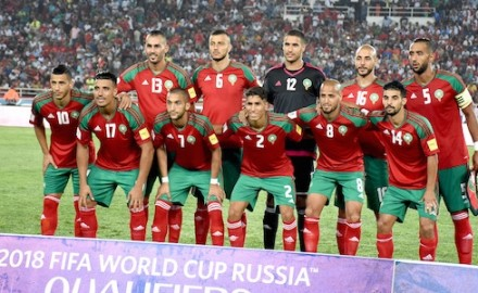احتل الرتبة 39.. المنتخب المغربي يتقدم في تصنيف الفيفا