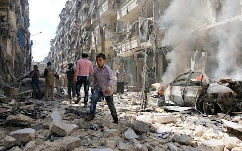 جرائم حرب ومجازر وأسلحة محرمة.. روسيا دارت حالة في سوريا!