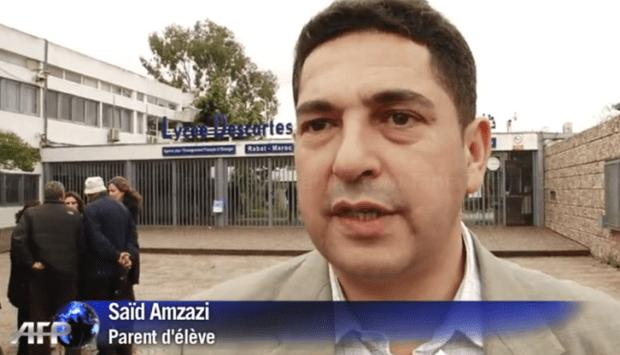قبل ما يسخّن بلاصتو.. الفايسبوكيون جبدو الضواصا ديال وزير التعليم الجديد! (فيديو)