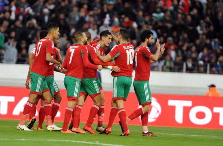 الشان.. المغرب في نصف النهاية