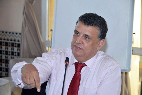 عبد اللطيف وهبي: نحن كبرلمانيين نشعر بالإحراج بسبب ملف الريف
