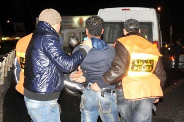 بعد شهرين من الفرار.. أمن كازا يعتقل أربعة أشخاص بسبب جريمة قتل
