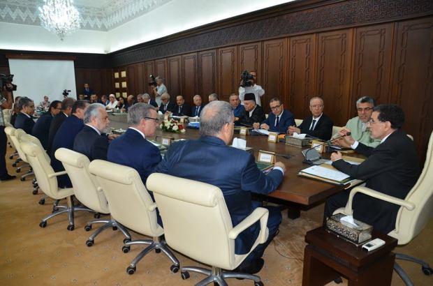العثماني فرحان بحضور الوزراء: الحمد لله على سلامة الجميع!