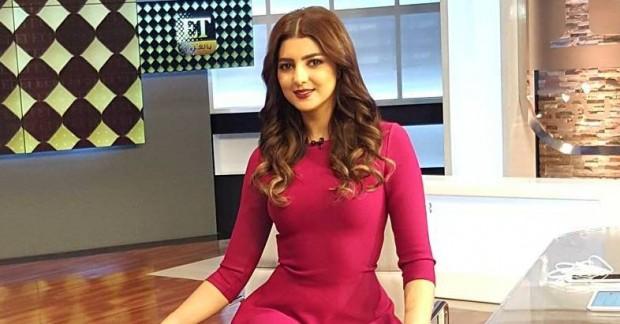 """أول سفيرة عربية للعلامة التجارية """"نيوتروجينا"""".. مريم سعيد قلباتها إشهار"""