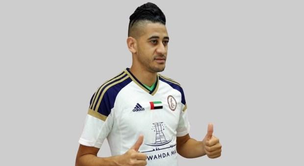 بسبب قصة شعره.. الاتحاد الإماراتي يعاقب مراد باتنة!!