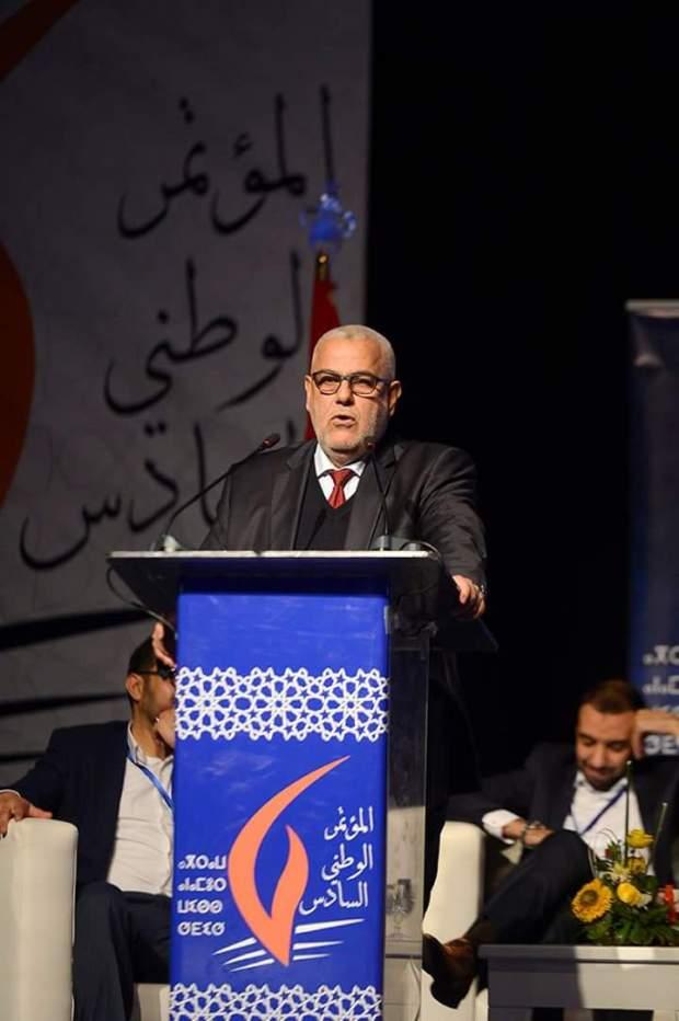 ابن كيران: ما يمكنش نقبلو يتحكم فينا اللي كملو ليه الفريق بزّز… والسي سعد واخا رقيوق كيعرف يغضب!