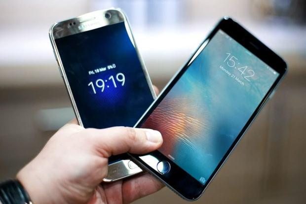 سوق الهواتف الذكية.. أيفون تطيح بسامسونغ وهواوي في المرتبة الثالثة