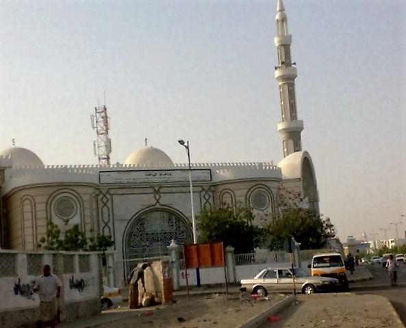 في سابقة من نوعها.. إلغاء خطبة وصلاة الجمعة في مسجد يمني!