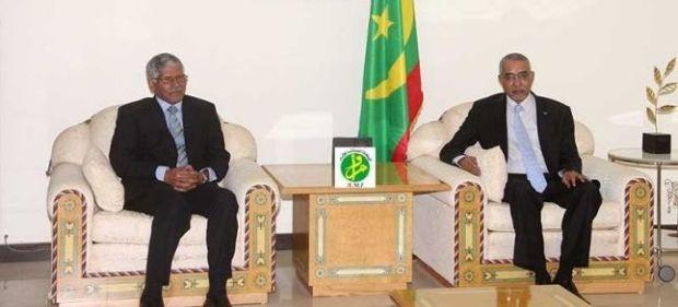 خطوة استفزازية.. الرئاسة الموريتانية تستقبل ممثلا عن البوليساريو