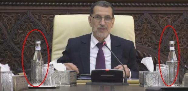 العثماني في مرمى السخرية عاوتاني.. رئيس الحكومة ومياه سيدي الروبيني!
