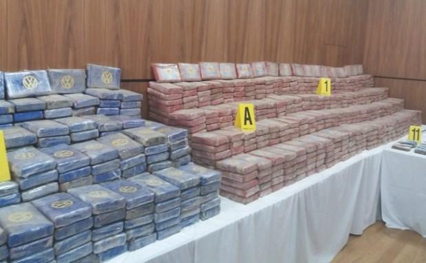 نسبة تركيز المخدر بلغت 97 في المائة.. كوكايين ميناء كازا ساوي فلوس صحيحة!!