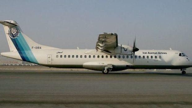 إيران.. تفاصيل سقوط طائرة ومقتل ركابها