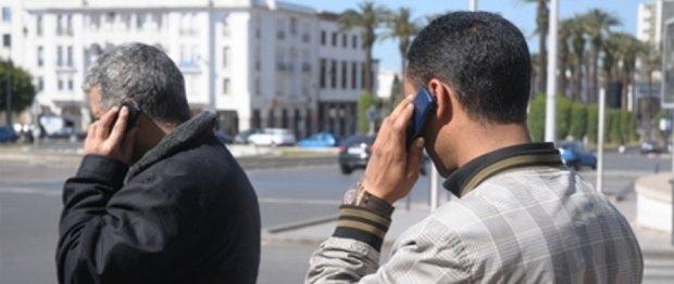 108 دقايق فالشهر لكل واحد في 2017…المغاربة هضرو حوالي 3 ملايير دقيقة فالتيليفون!!