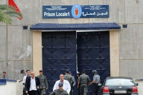 إدارة سجن عكاشة: الفيديو المرفق بتعليق بالريفية لا علاقة له بنا