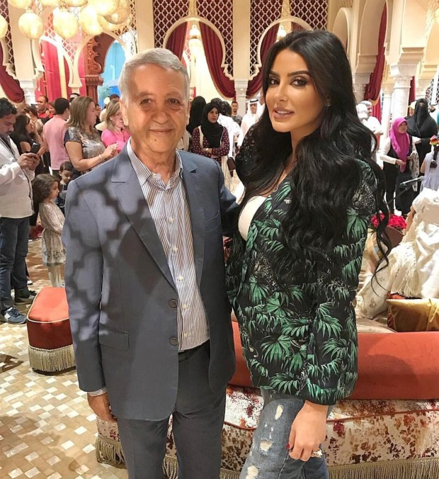 أبوظبي.. فاتي جمالي مع محمد ساجد