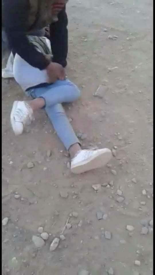 الضسارة وقلة الترابي.. شاب يحاول اغتصاب قاصر في الشارع