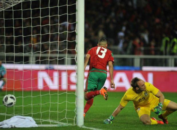 استعدادا للمونديال.. المنتخب الوطني يهزم نظيره الصربي وديا (فيديوهات)