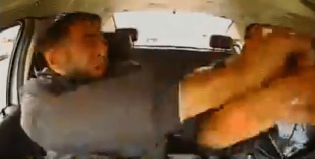 فاس.. البوليس شدو اللي تعدا على شيفور طاكسي (فيديو)