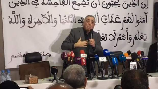 """قضية عفاف برناني والمحضر.. زيان محامي بشعار """"معزة ولو طارت""""!!"""