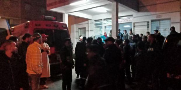 سيدي مومن/ كازا.. ملتحي يقتل شخصا داخل مسجد بستة طعنات!! (صور)