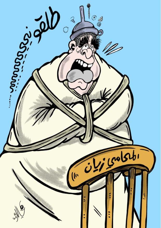 محمد زيان.. محامي مقطّع الوراق!