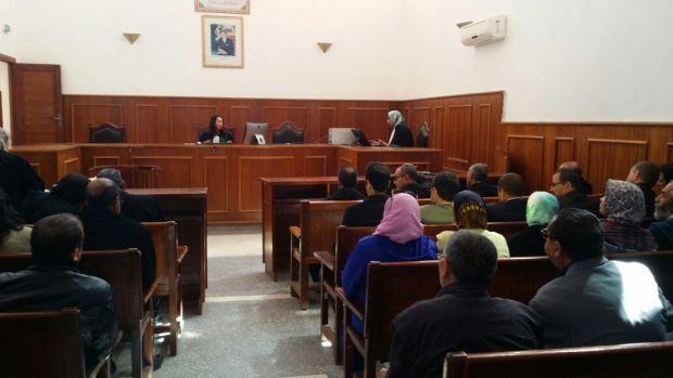 بدون أكوام الملفات.. المحكمة الإلكترونية تنطلق في بنسليمان